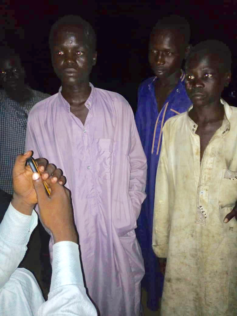 Tchad : à Abéché, les enfants de la rue veulent revenir à une vie normale. © Alwihda Info