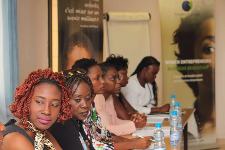 """La Fondation BGFIBank lance la 2ème édition de son programme de formation gratuit """"Women Entrepreneurs Business Education"""""""