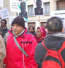 Djibouti: commémoration du massacre d'Arhiba