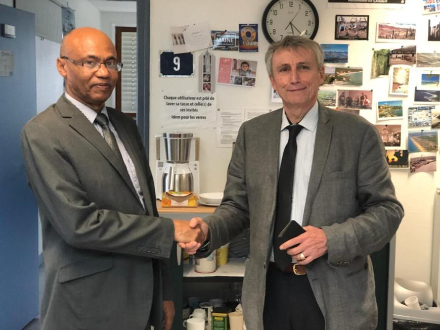 Ahmat Yacoub Dabio expert en gestion des conflits obtient un doctorat en sociologie