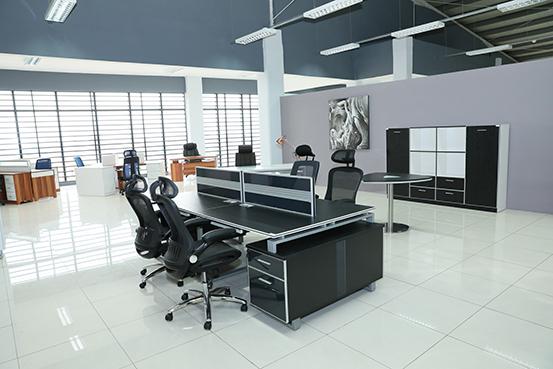 Un bureau haut de gamme.