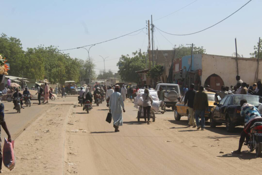 N'djamena. AlWihda Info/archives