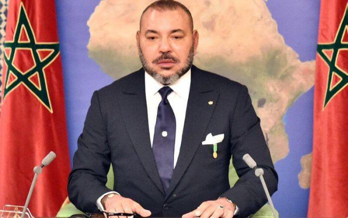 Le Roi du Maroc, Mohammed VI. Crédits photo : DR