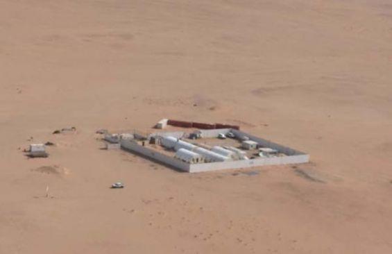 Des éléments du polisario assiègent un site de la MINURSO à Mijek au Sahara Marocain