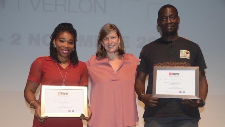 Côte d'Ivoire - « Bourse Ghislaine Dupont et Claude Verlon » 2018 : Taby Badjo Marina Djava et Aman Baptiste Ado désignés lauréats