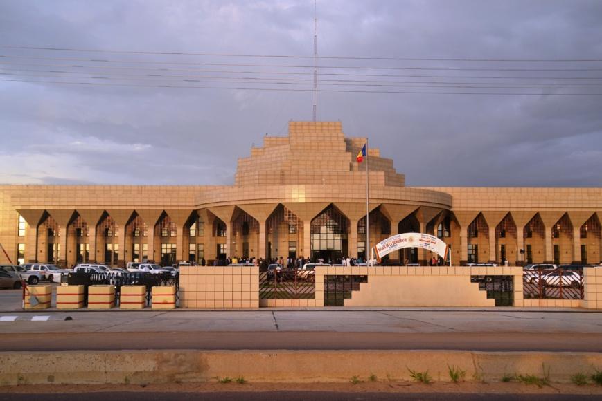L'Assemblée nationale. Droits réservés : Presse Tchadienne