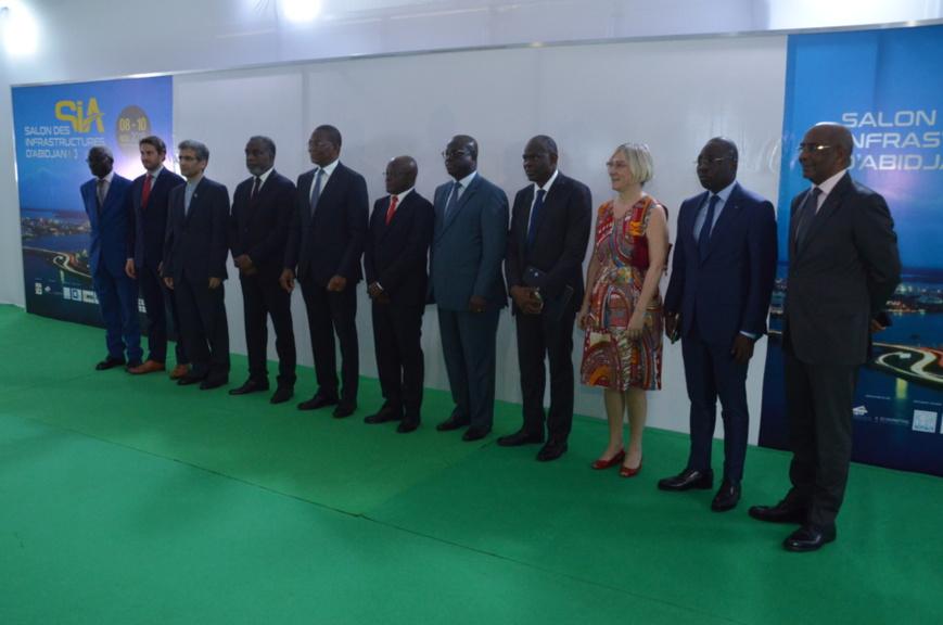 Salon des Infrastructures d'Abidjan 2018 : Essis Emmanuel et les administrations publiques présentent les réformes de l'État et les opportunités d'investissement