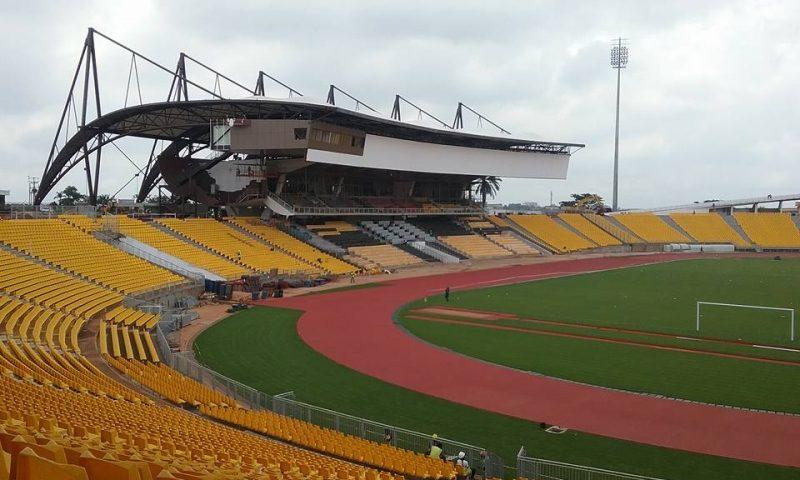 Le stade Omnisports Ahmadou Ahidjo de Yaoundé. © DR