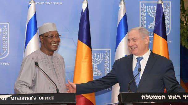 Le premier ministre israélien Netanyahou se rendra au Tchad