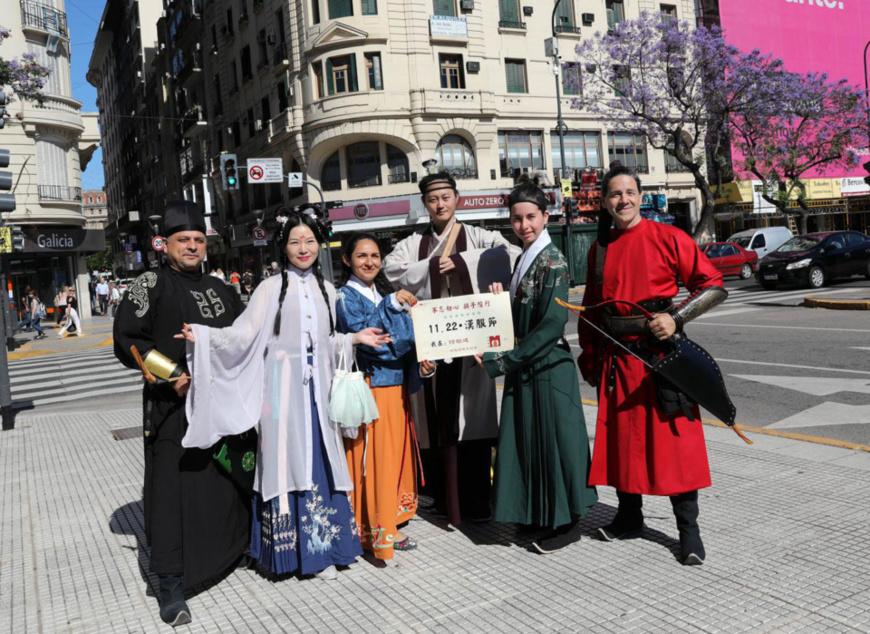 China full of development vitality: Argentine resident