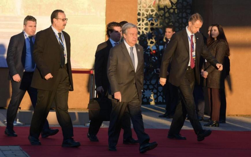 Approbation du Pacte de Marrakech sur les migrations