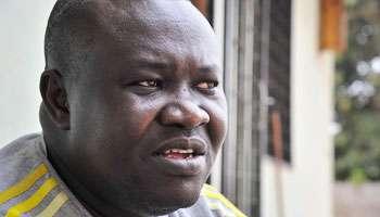 L'ancien ministre de Bozizé Patrice-Édouard Ngaissona. © Issouf Sanogo/AFP