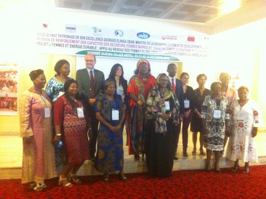 Les femmes maires ont pris l'engagement d'œuvrer pour le bien-être de leurs populations.