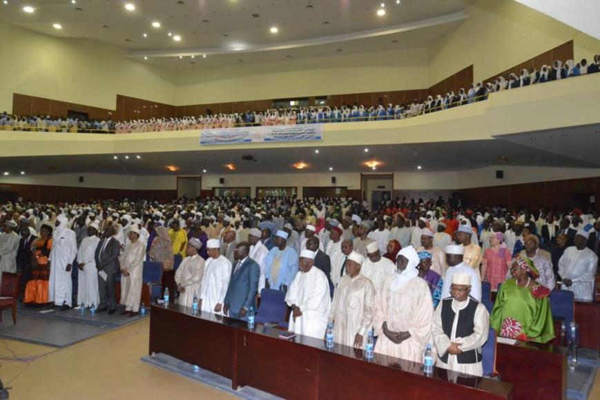 La journée nationale de prière au Tchad. © PR