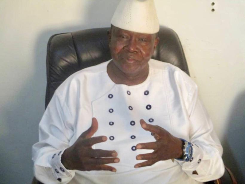 L'ex-ministre, homme politique et membre du CNDP, Abderrahmane Djasnabaille. © Alwihda Info