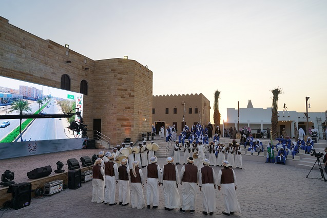 Heritage Activities at 33rd Edition of Janadria Festival in Saudi Arabia (Photo: AETOSWire).