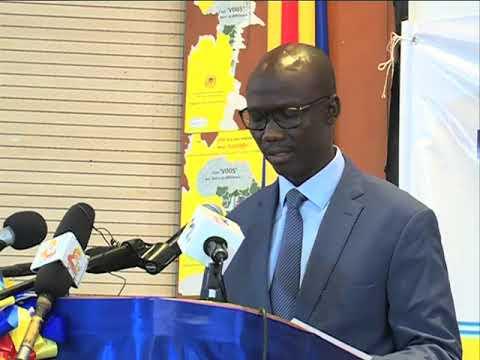 Le ministre de l'Economie et de la Planification du développement, Issa Doubragne. © DR