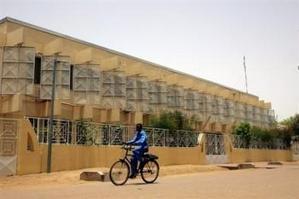 Le lycée Montaigne à N'Djamena. © DR