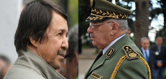 Les dirigeants algériens au bord du gouffre