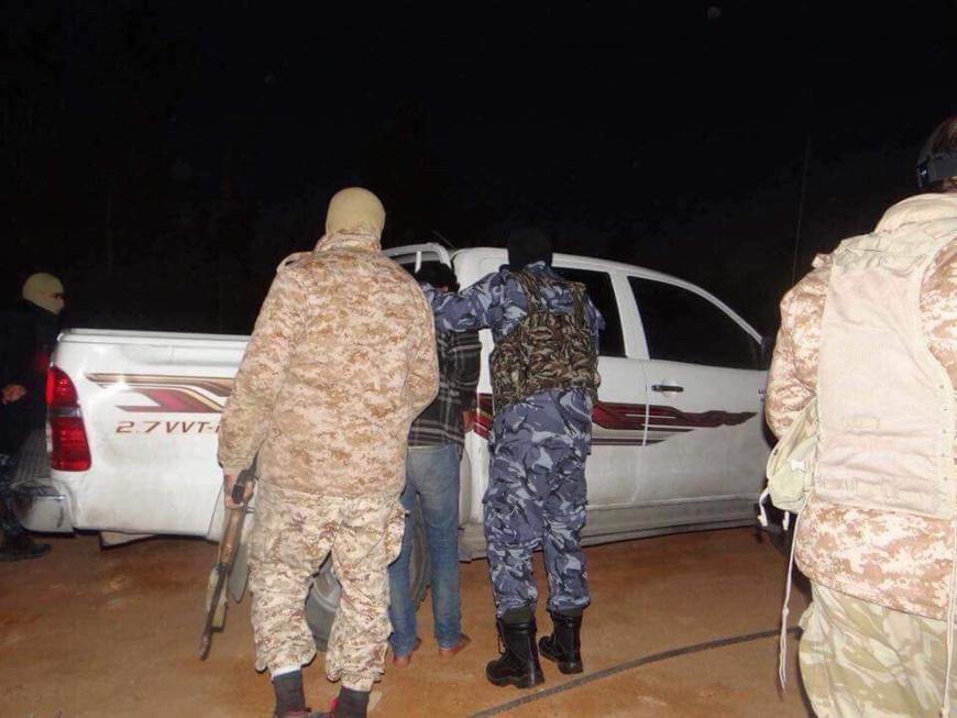 Des militaires tchadiens au nord du pays. © Alwihda Info