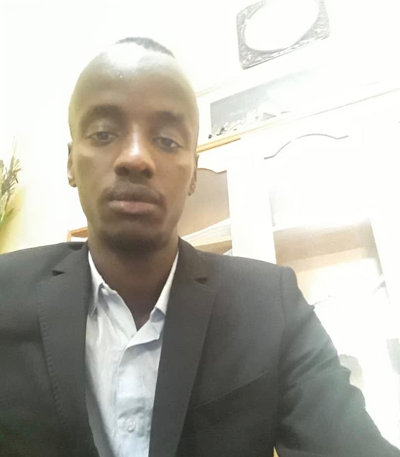Le secrétaire général de la Fédération des Etudiants Stagiaires Africains au Sénégal (FESAS), le tchadien Djiddi Hemchi.