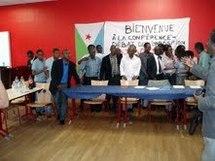 Rencontre de l'opposition djiboutienne