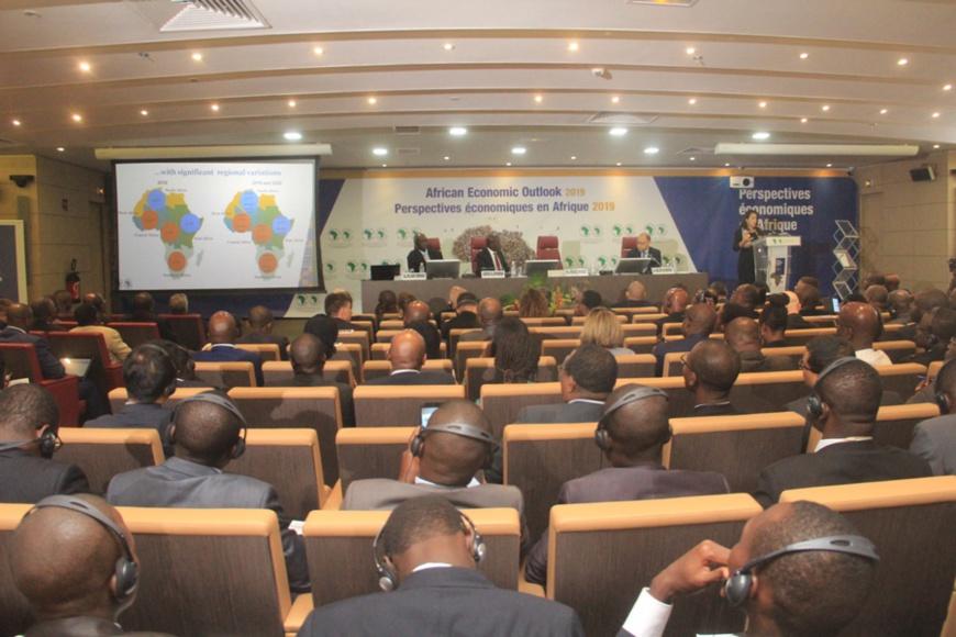 Perspectives économiques en Afrique : Une croissance de 3,5% en 2018 avec une prévision de 4% en 2019