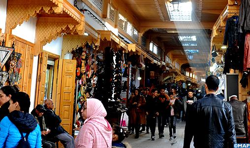 Maroc : réhabilitation de l'ancienne médina de Rabat pour sa valorisation. © DR