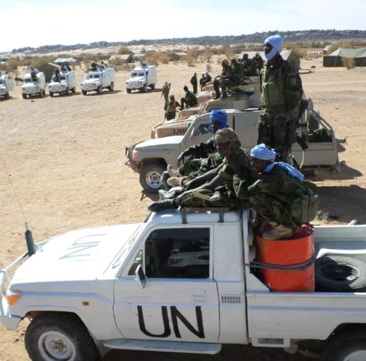 Une garnison militaire tchadienne attaquée au Mali
