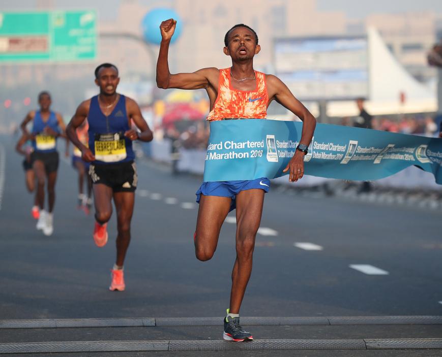 2019 standard chartered Dubaï marathon set for global live streaming