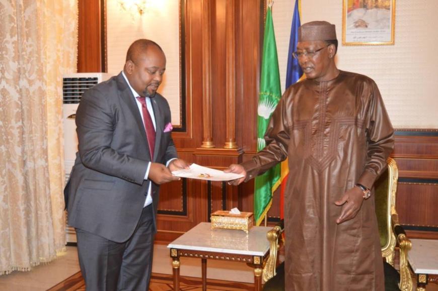 Tchad : le nouveau président congolais dépêche un émissaire à N'Djamena. © PR