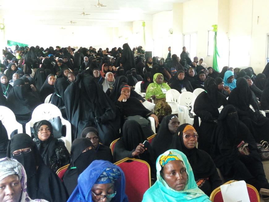Côte d'Ivoire : Les femmes musulmanes de la CFEMSCI  exhortées à plus d'engagement envers Allah