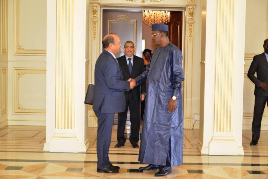 Maroc Télécom veut s'installer au Tchad
