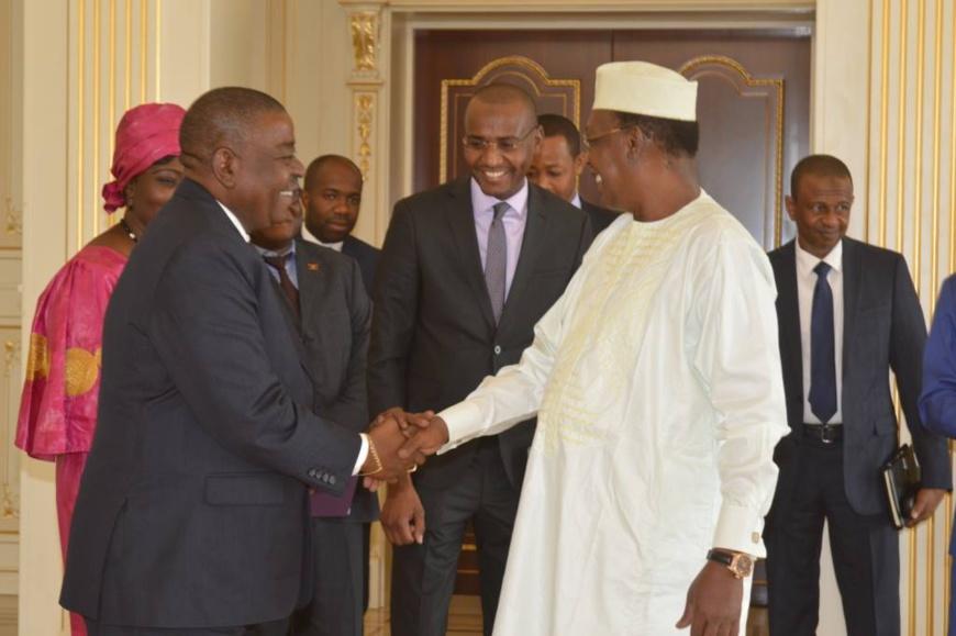 l'Angola veut apporter son expertise au Tchad