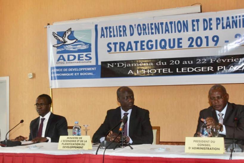 l'ADES réadapte sa planification stratégique pour les 5 prochaines années