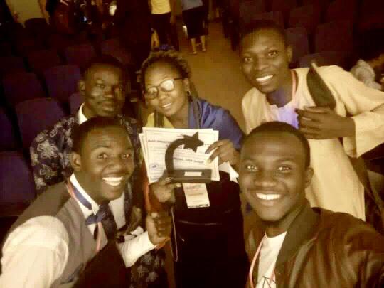Court métrage : des réalisateurs tchadiens remportent le prix du meilleur film fiction. © DR