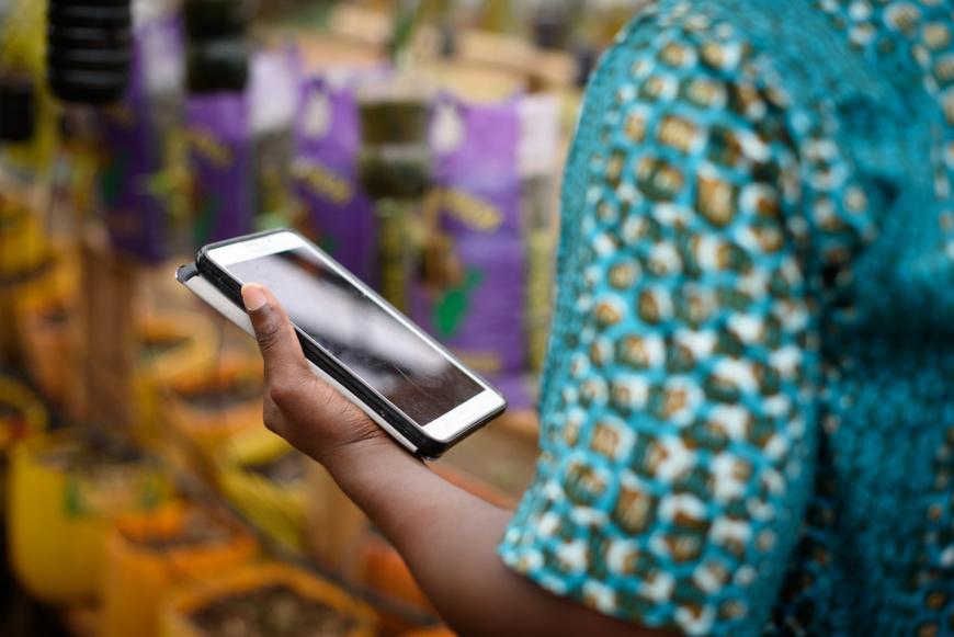Une nouvelle étude montre que 80 millions de jeunes vont bénéficier de l'essor du commerce numérique en Afrique