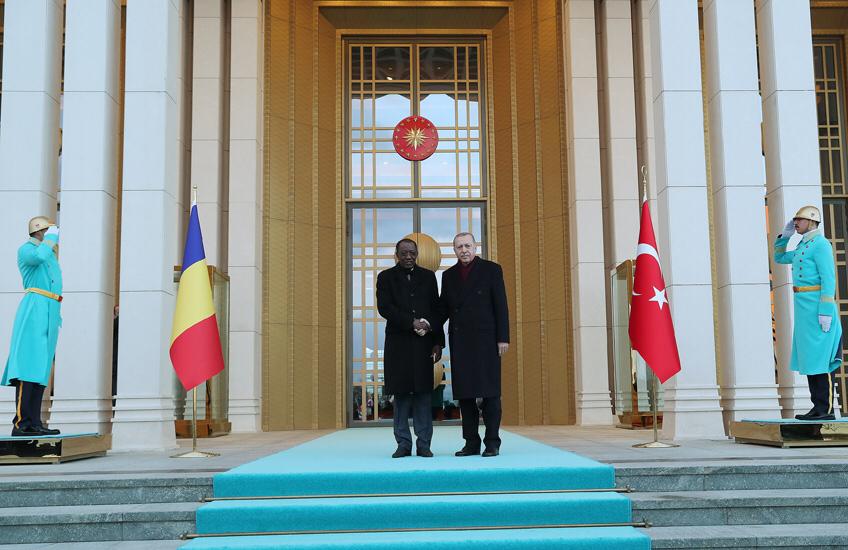 © Présidence Turquie.