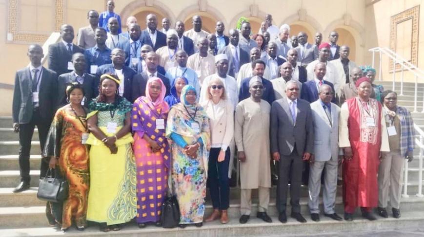 Tchad : une plateforme mobile pour contrôler la présence des enseignants. © DR