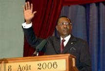 Tchad : Investiture du Président de la République