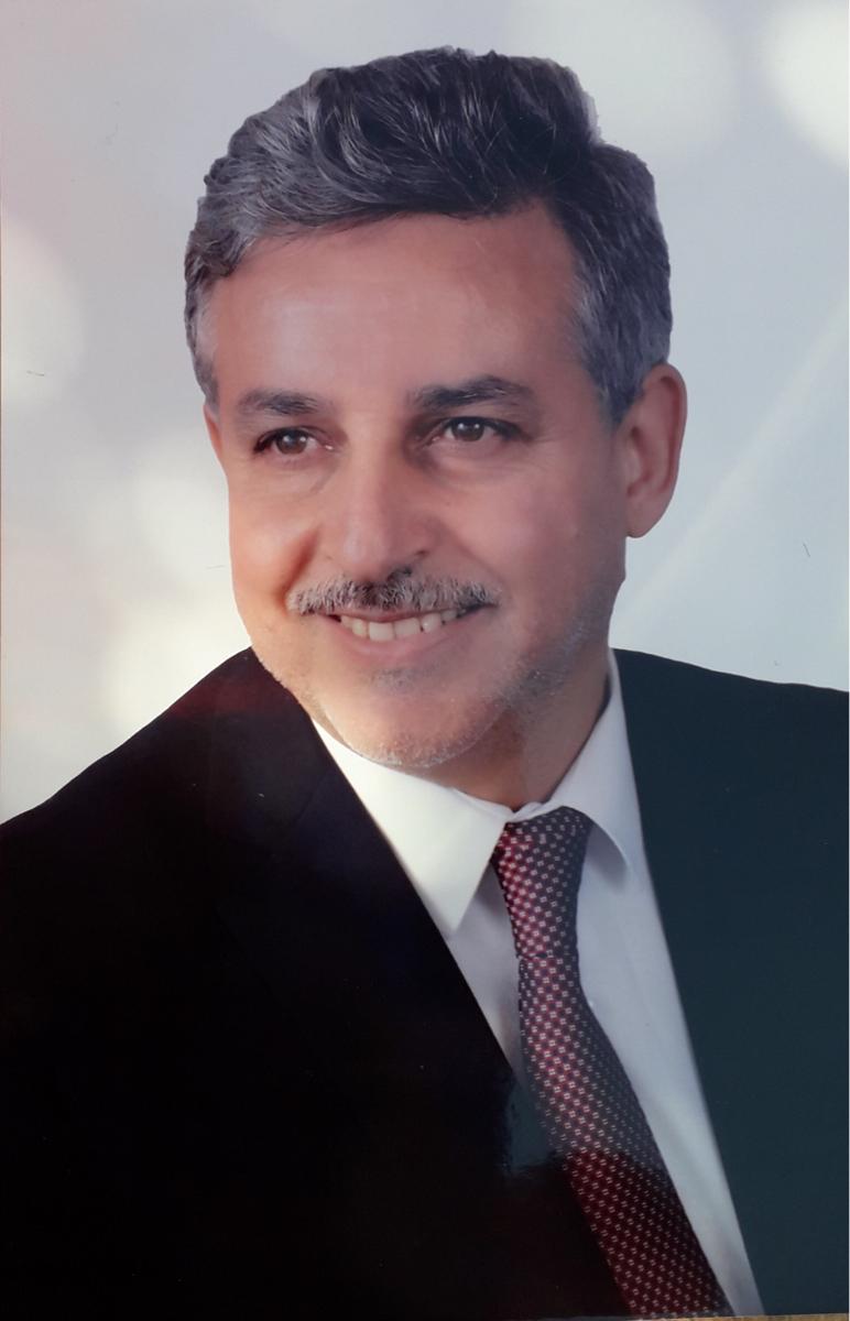 Khalid Cherkaoui Semmouni, écrivain et militant des droits de l'homme.