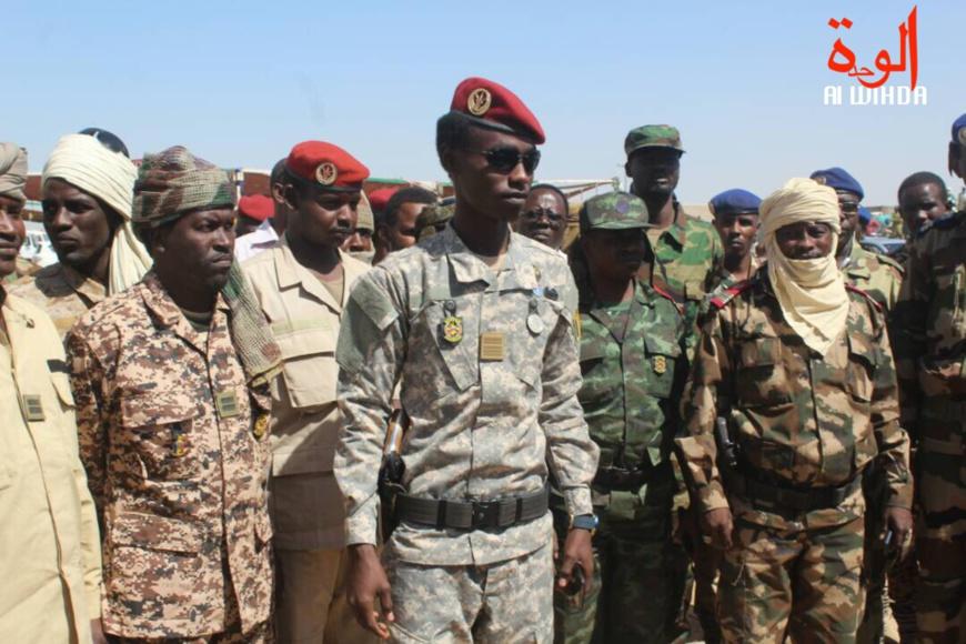 Le directeur général des douanes et des droits indirects, Ousmane Adam Dicki. © Alwihda Info