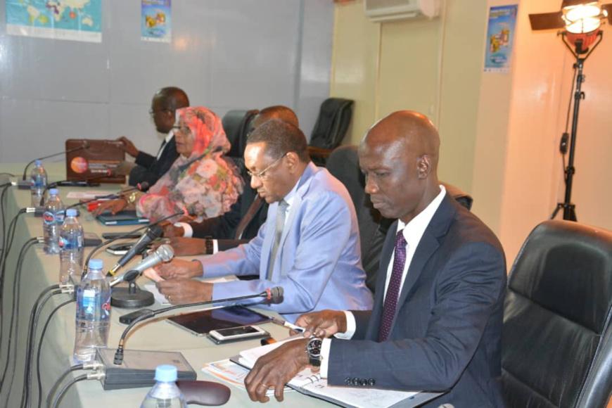 Tchad : le Gouvernement rencontre les ambassadeurs des pays de l'UE ce mardi 12 à N'Djamena. © DR