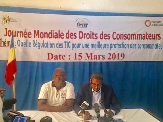 Tchad : l'UAC appelle les autorités de régulation des télécommunications à collaborer.© Alwihda Info