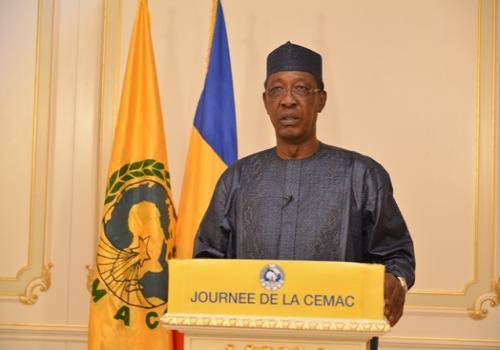 """Idriss Déby : """"la sécurité est un impératif de premier ordre"""". © PR"""