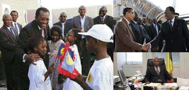 France : Idriss Déby accueilli à Paris