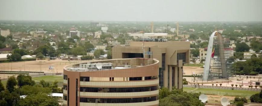 N'Djamena. © DR