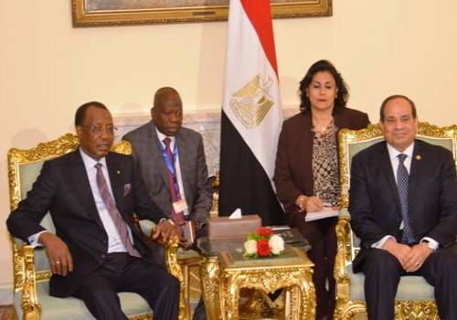 """Idriss Déby : """"un délai de 3 mois au Soudan pour parvenir à un régime démocratique"""""""