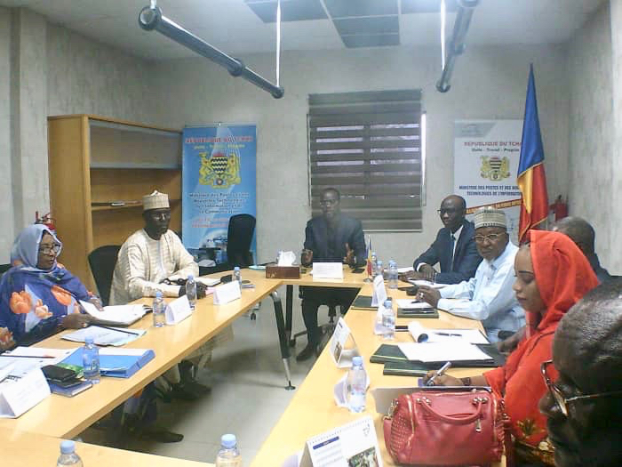 Tchad : un plan social adopté pour la restructuration de la Sotel. © Alwihda Info