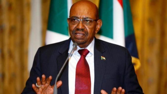 L'ancien chef de l'Etat soudanais, Hassan Omar El Béchir. © DR